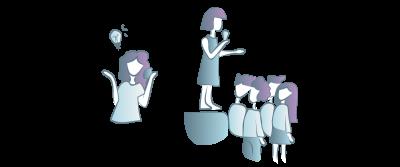 Creaa skill public speaking