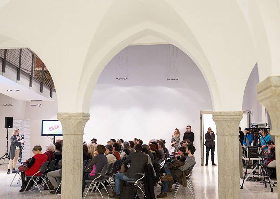 Business Meets Art - Evento a Casa Cavazzini (Udine) - Convegno internazionale dedicato ai temi di arte e impresa in Europa