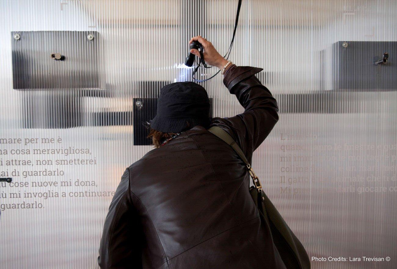 Co.So. Artisti per il sociale, uno dei progetti realizzati per la prima edizione