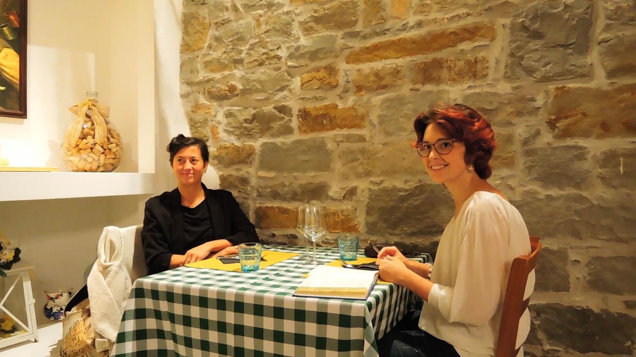 Appuntamento con la registra Debora Vrizzi per The Local Artist Is Present, format di promozione turistica ideato da Creaa