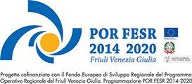 Logo POR FESR 2014-2020 Friuli Venezia Giulia